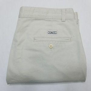 Polo Ralph Lauren beige chino pants 33W